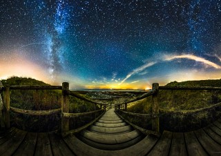 Stairways to the star