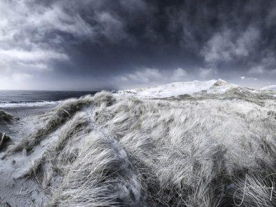 Dunes de la Slack INFRARED