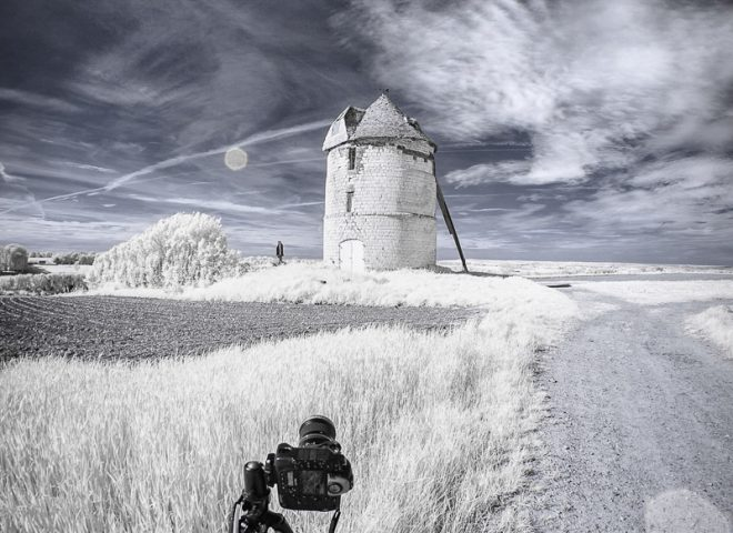 Moulin de Nortbécourt (62) INFRARED