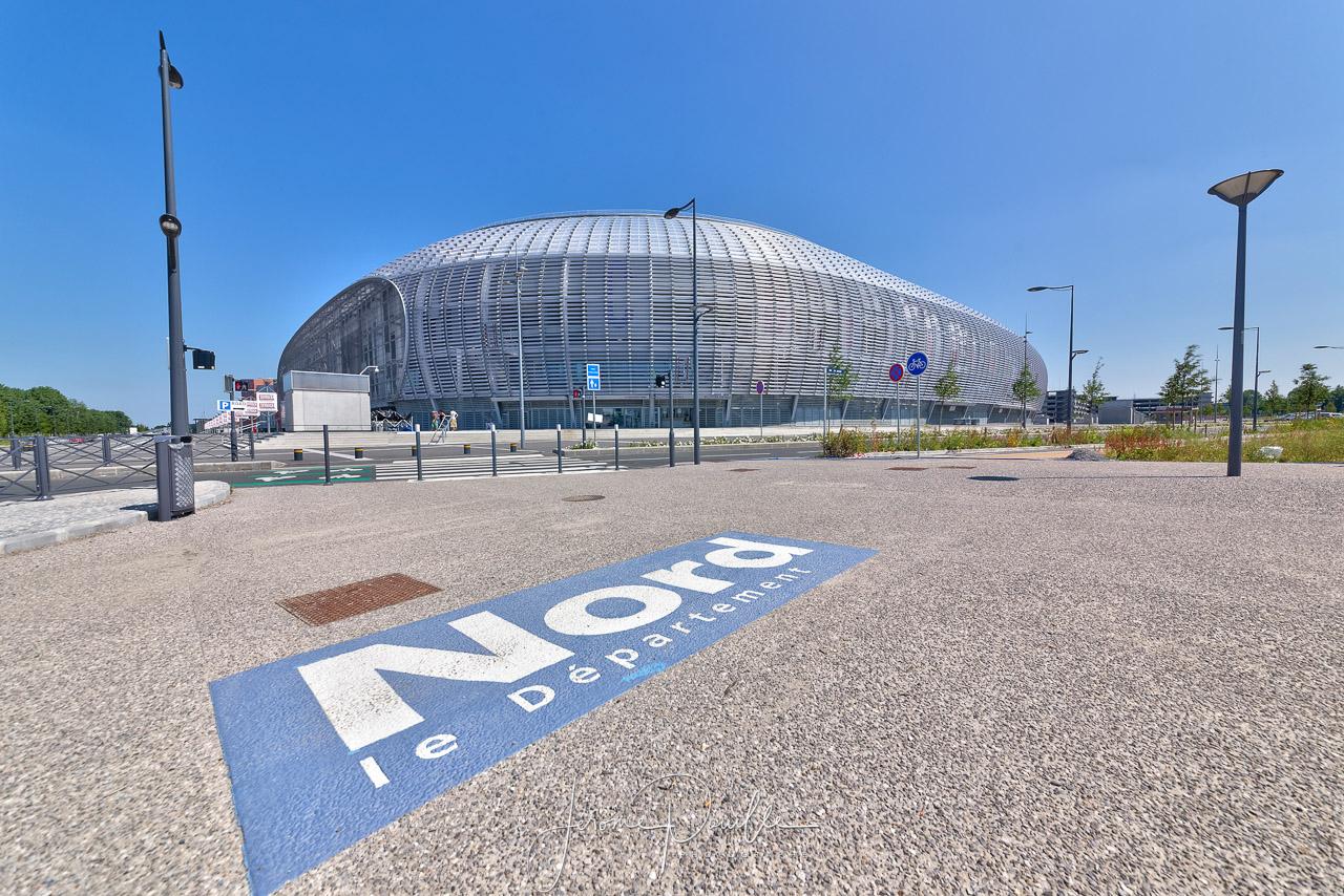 Extérieurs Grand Stade juillet 2013