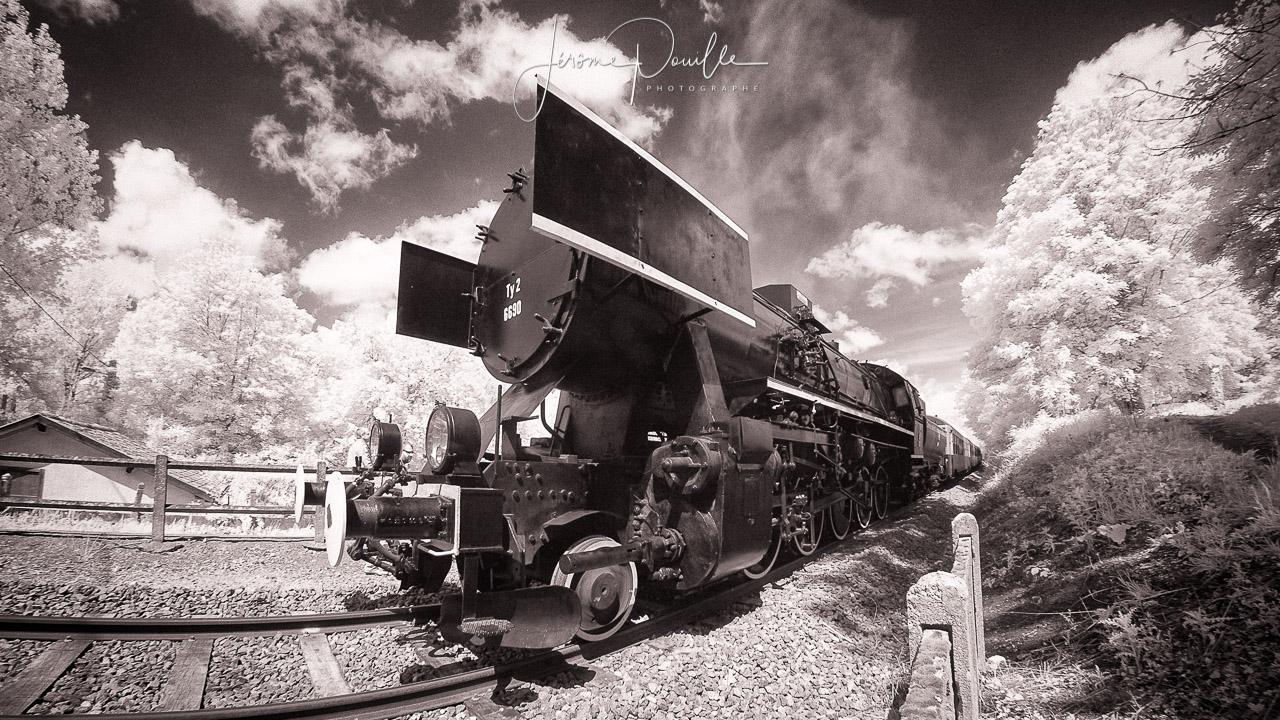 Train touristique de la vallée de l'Aa
