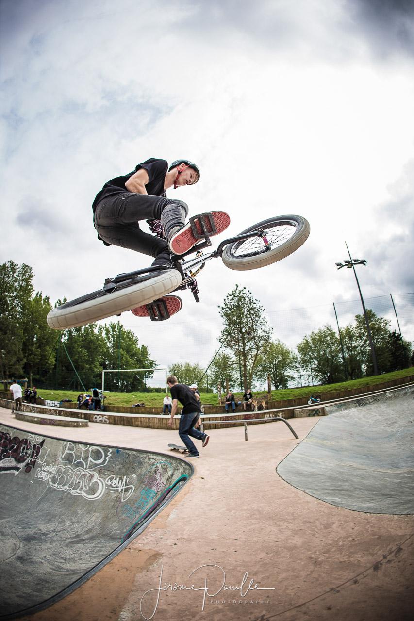 Skatepark de Bruay-la-Buissière