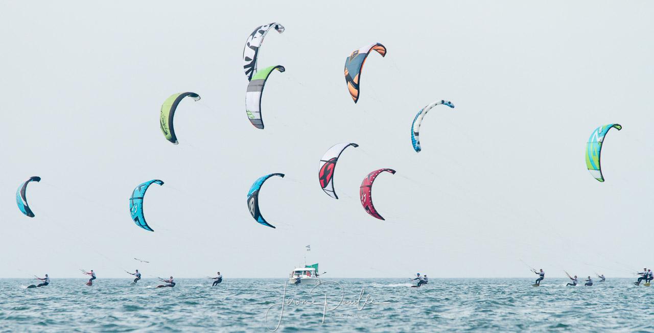 Championnat de France de Kitesurf 2013, Wimereux